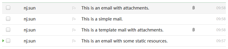 SpringBoot-mail
